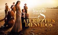 Aija Vītoliņa un Tango sin Quinto koncerts ATGRIEZTIES DIENVIDOS