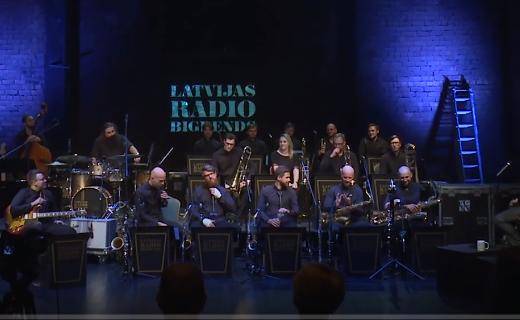 Latvijas Radio bigbenda un Bloody heels koncerti online