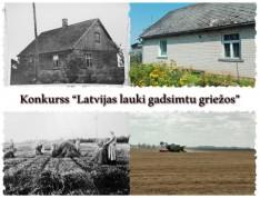 """Tiek izsludināts konkurss """"Latvijas lauki gadsimtu griežos"""""""