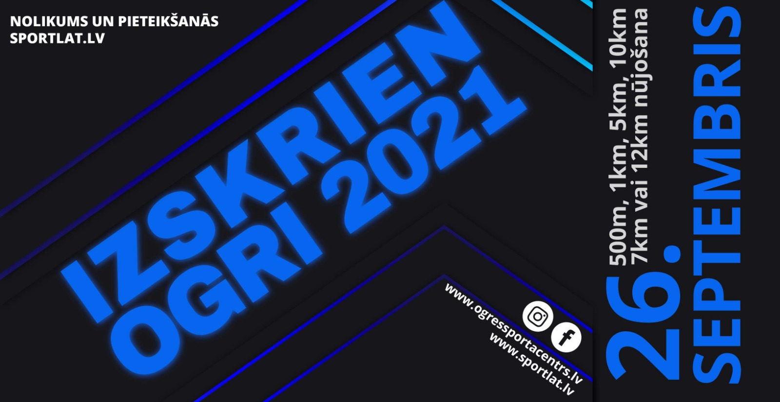 Izskrien Ogri 2021