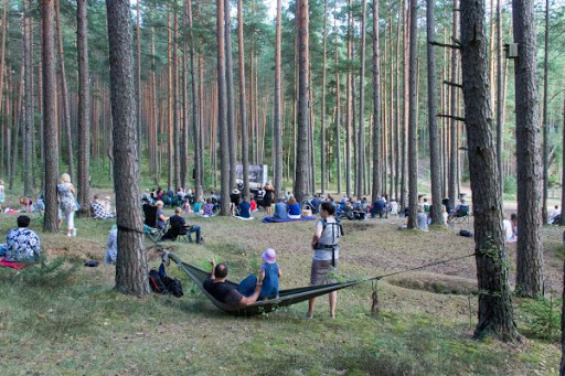 Muzikālais pikniks Zilajos kalnos