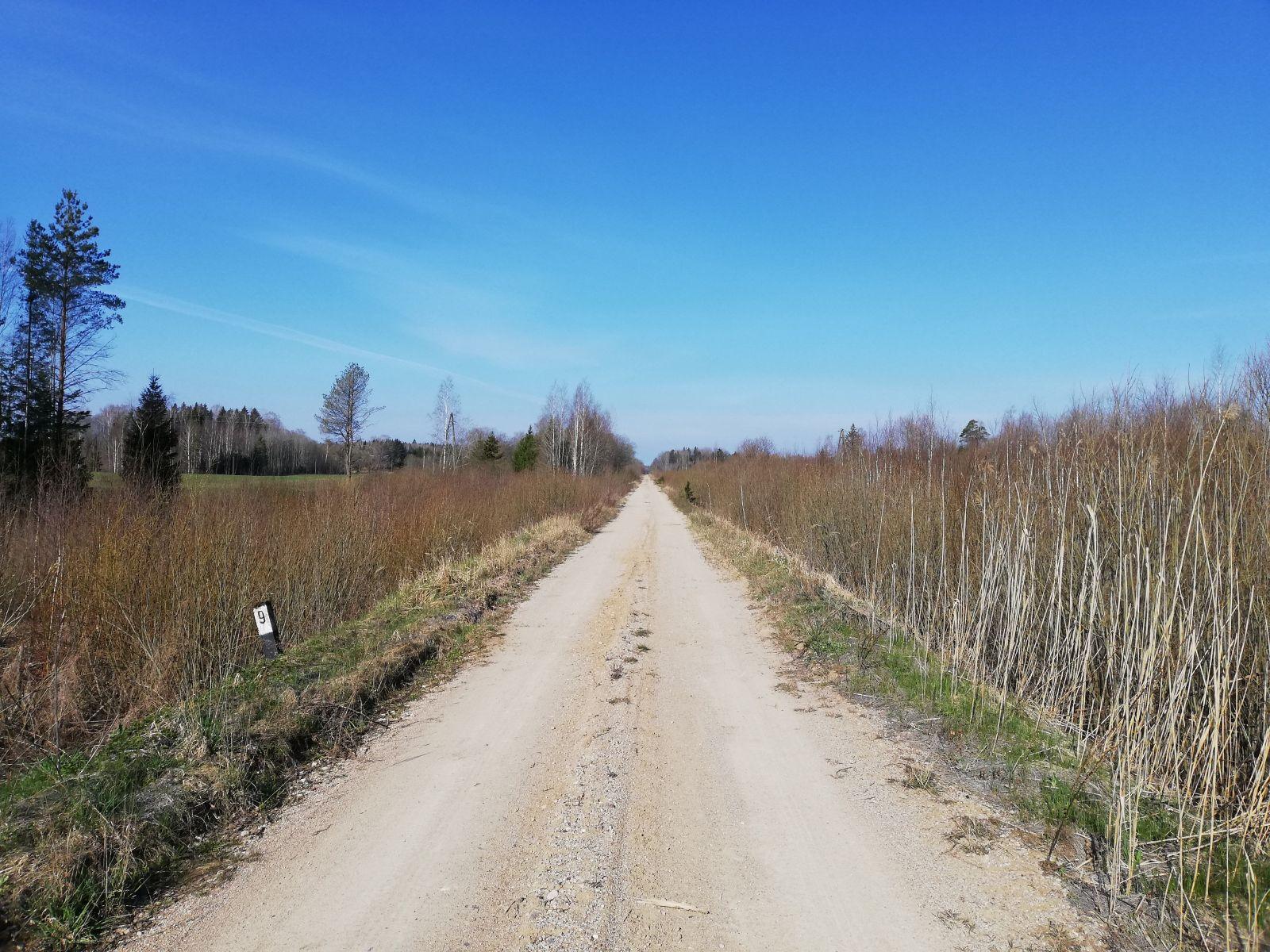 Zaļo ceļu maršruts Ogres novadā