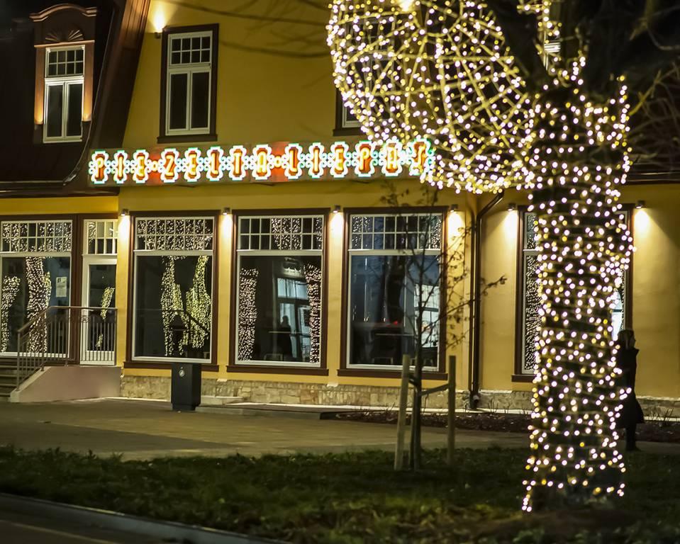 """Decembrī tiks atklāta kafejnīca """"Pie zelta liepas"""""""