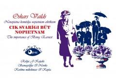 """1. aprīlī Ogres kultūras centrā labdarības izrāde un teātra zāles """"atslēgšana"""""""